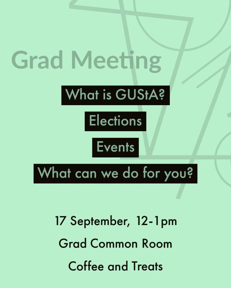 GUStA Meeting